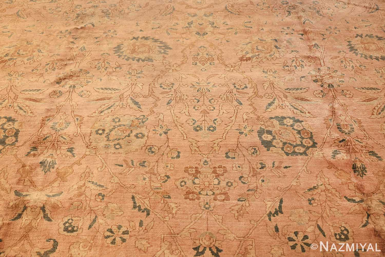 antique tabriz persian rug 2827 field Nazmiyal