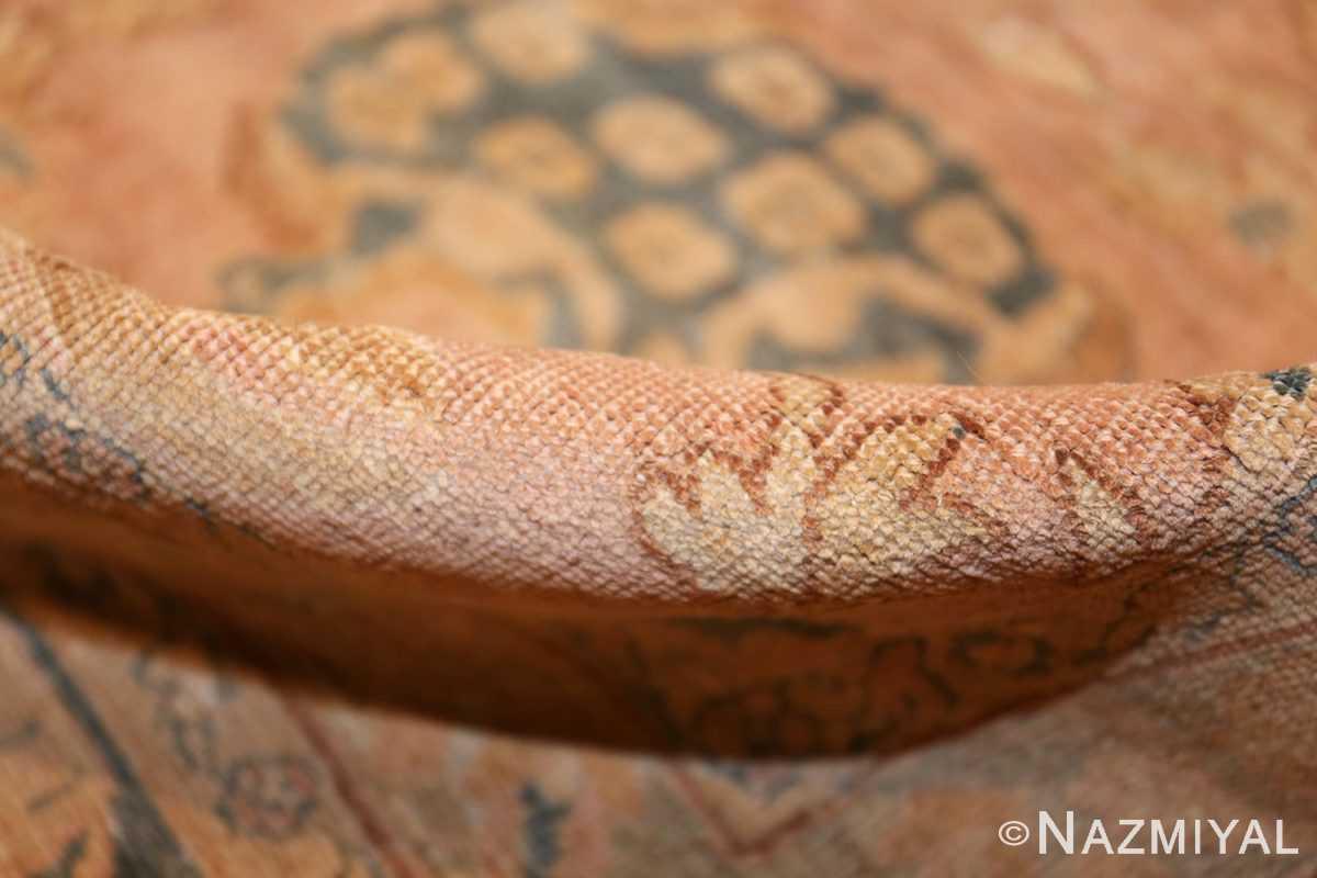 antique tabriz persian rug 2827 pile Nazmiyal