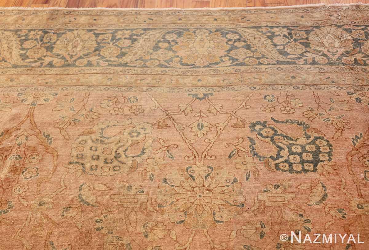 antique tabriz persian rug 2827 top Nazmiyal