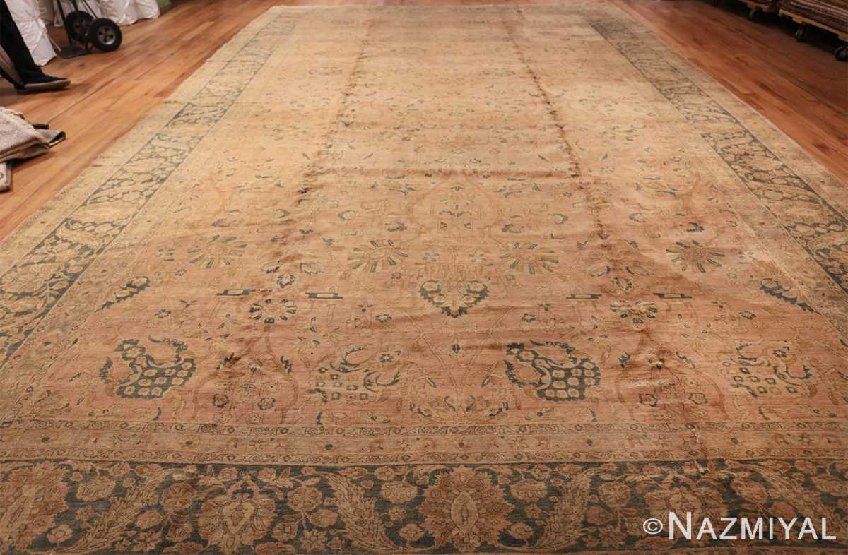 antique tabriz persian rug 2827 whole Nazmiyal