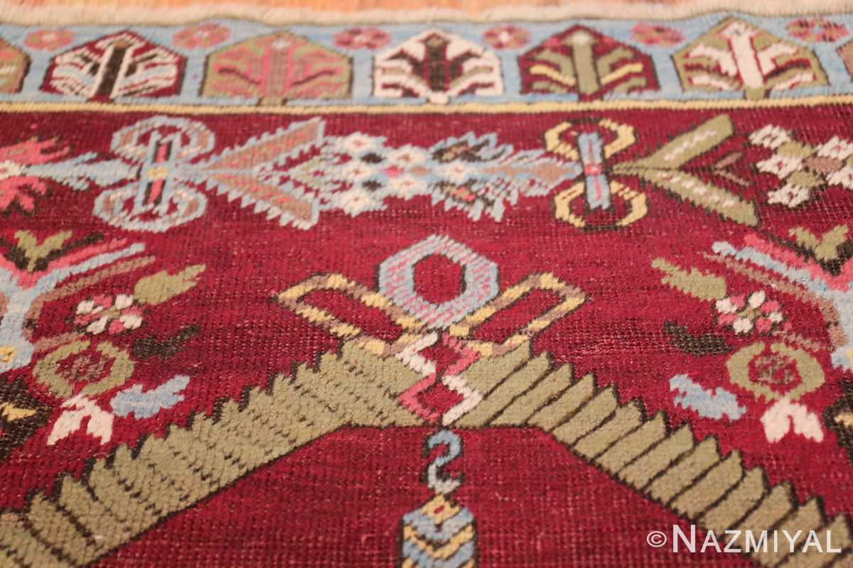 Antique Turkish kirshehir Runner 2389 Top Design Nazmiyal