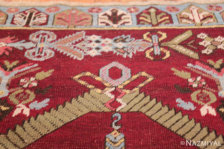 Antique Turkish kirshehir Runner 2389 Top Design Nazmiyal
