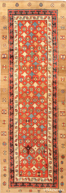 antique bakshaish rug 42827 Nazmiyal