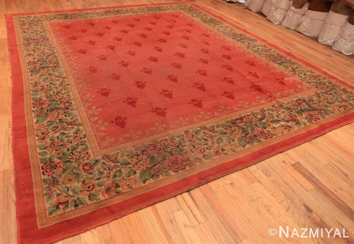 Full Antique English carpet 1832 by Nazmiyal