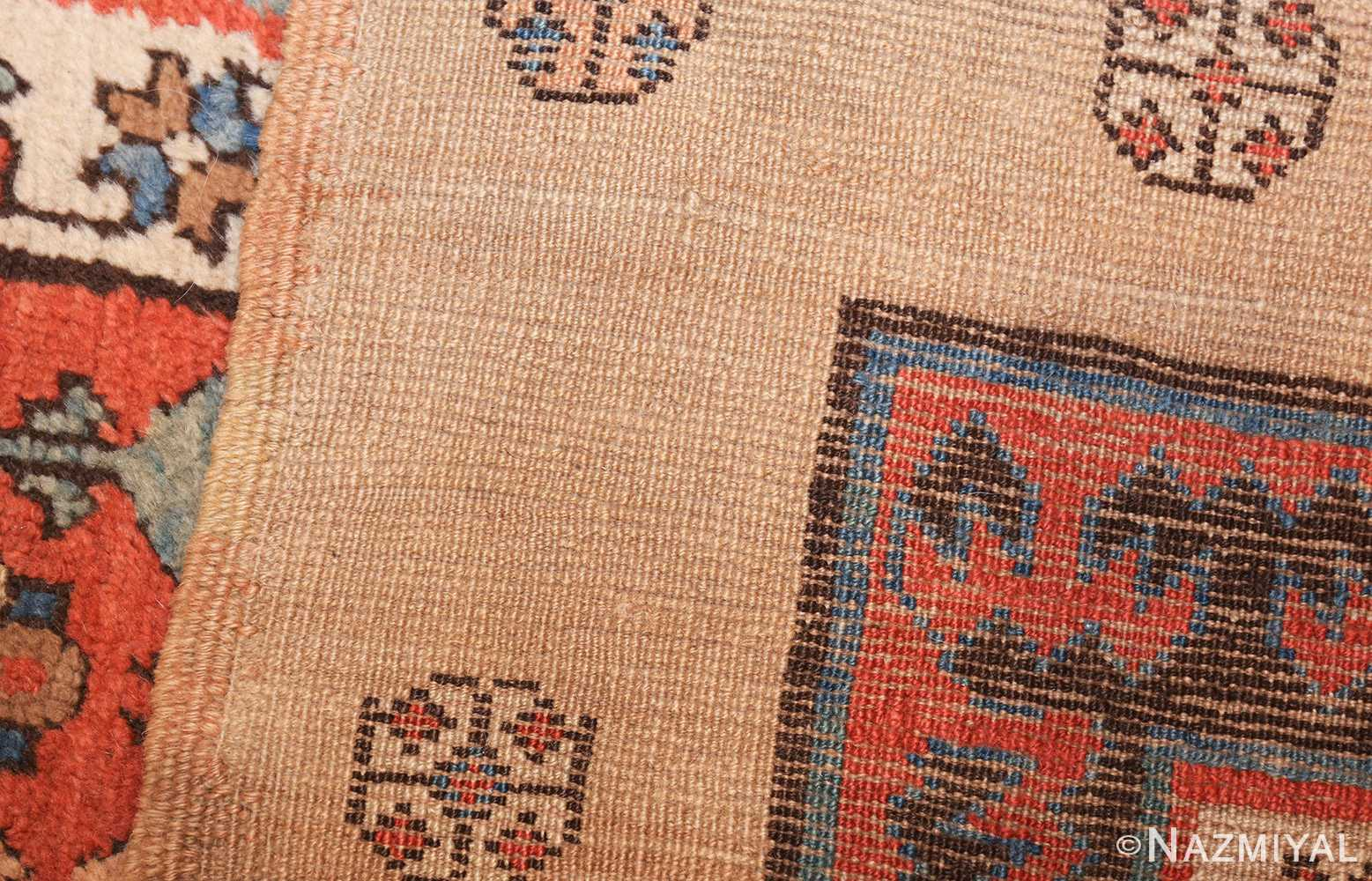 small tribal antique persian bakshaish rug 42827 weave Nazmiyal