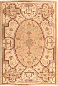 vintage art deco french rug 1924 Nazmiyal