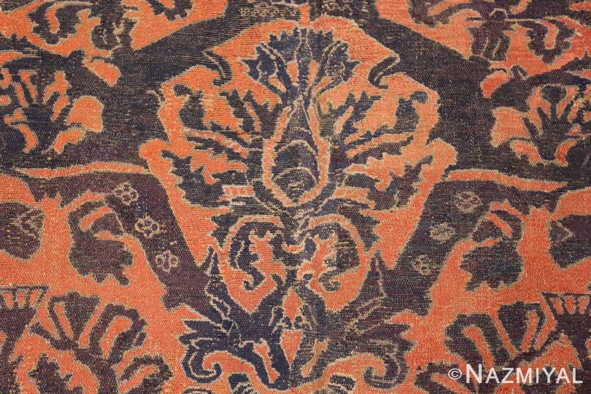 antique 16th century alcaraz oriental rug 3288 design Nazmiyal