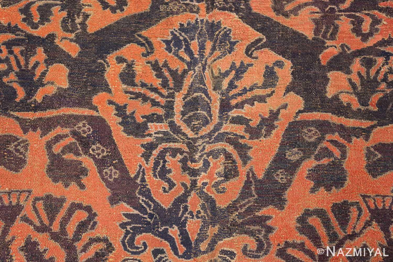 antique 16th century alcaraz oriental rug 3288 design Nazmiyal