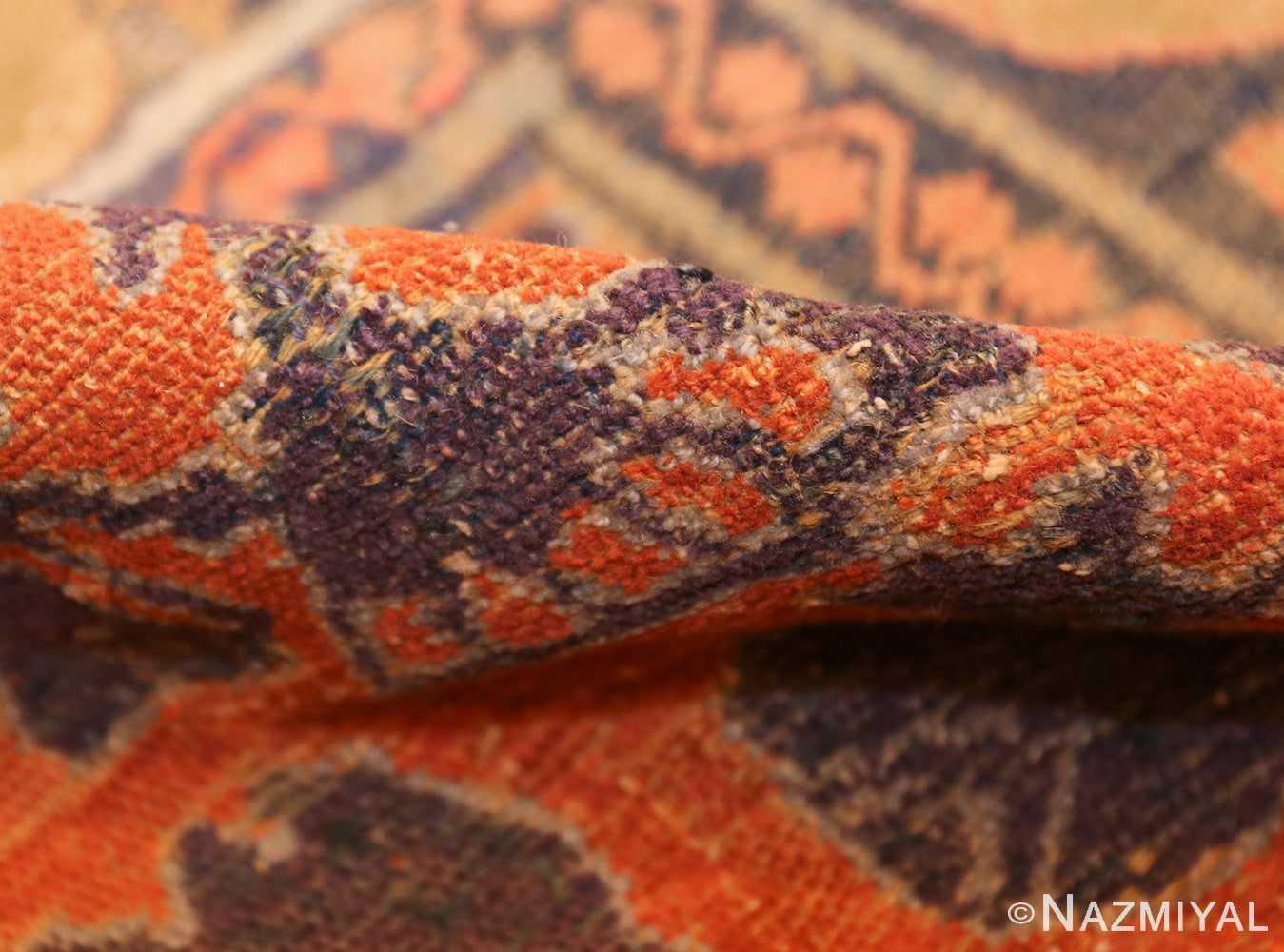 antique 16th century alcaraz oriental rug 3288 pile Nazmiyal