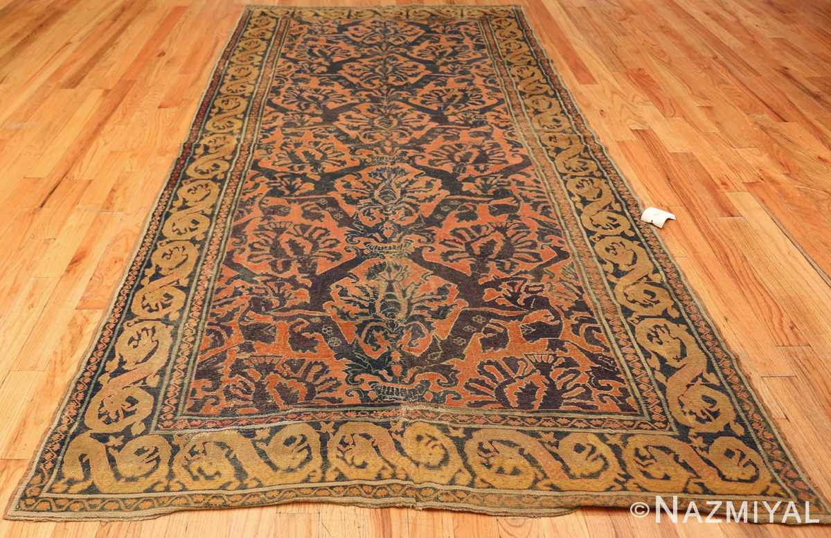 antique 16th century alcaraz oriental rug 3288 whole Nazmiyal