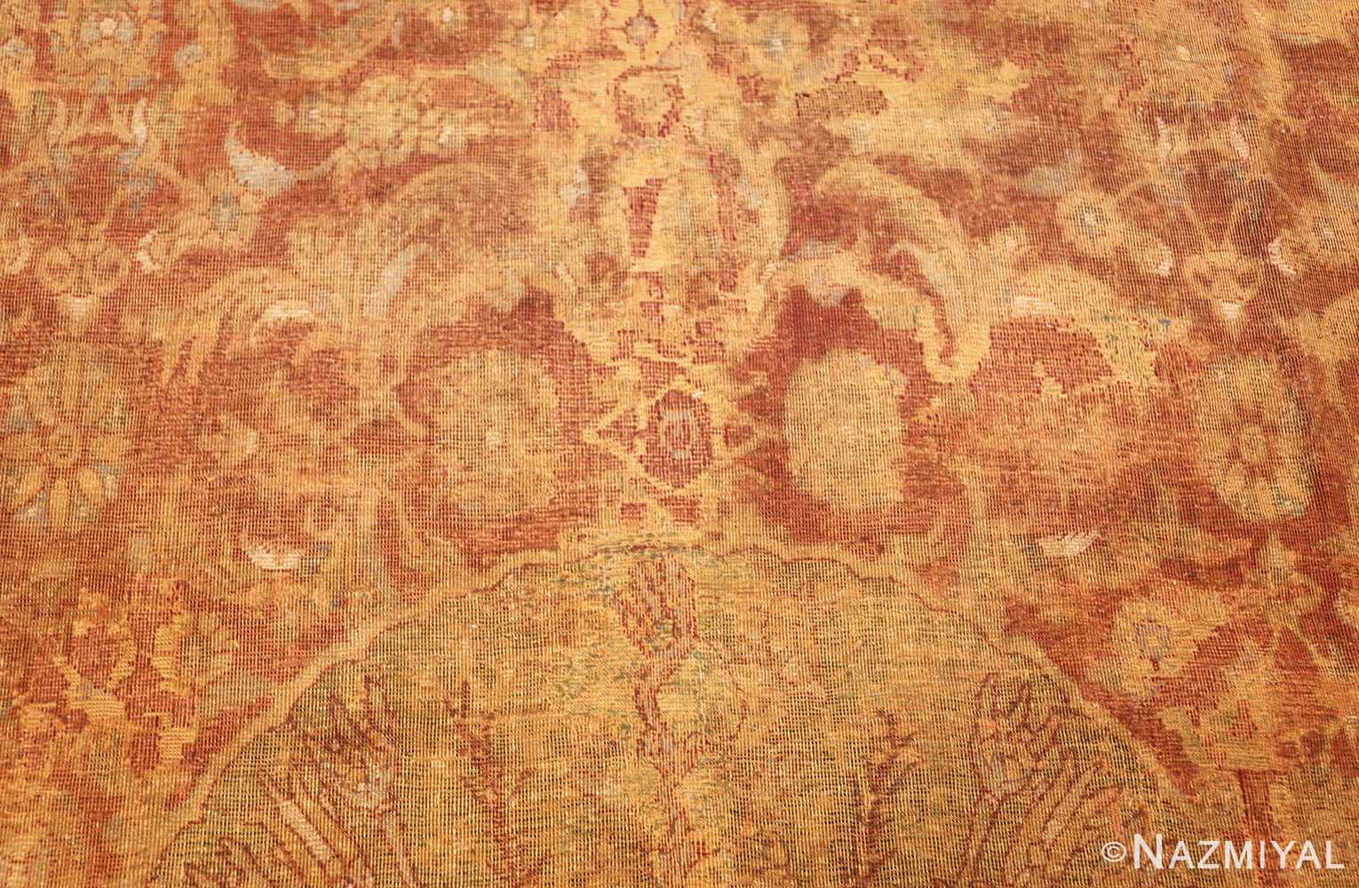antique 16th century cairene rug 3222 tiara Nazmiyal