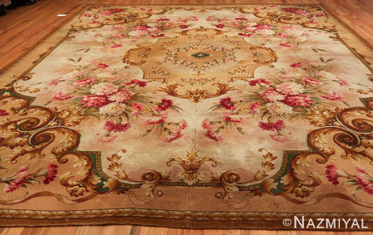 antique axminster rug 2409 whole Nazmiyal