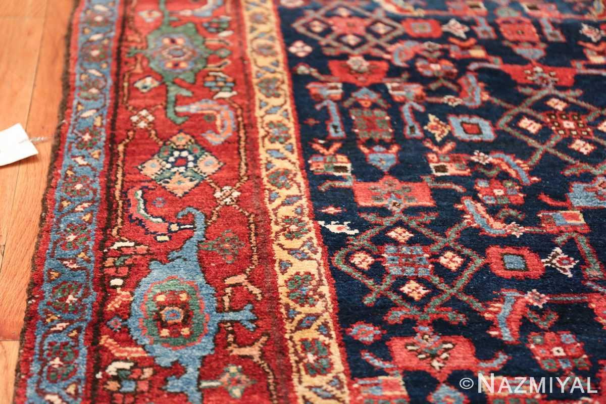 antique bidjar persian rug 41997 border Nazmiyal