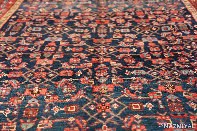 antique bidjar persian rug 41997 field Nazmiyal
