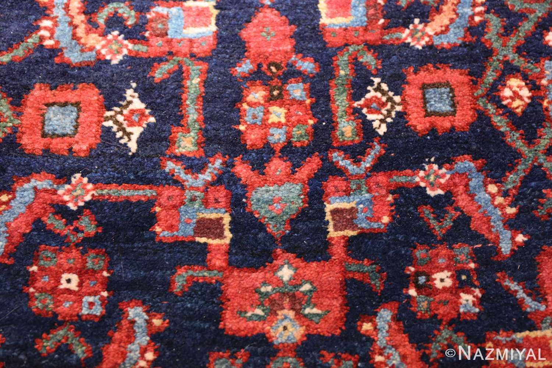 antique bidjar persian rug 41997 flower