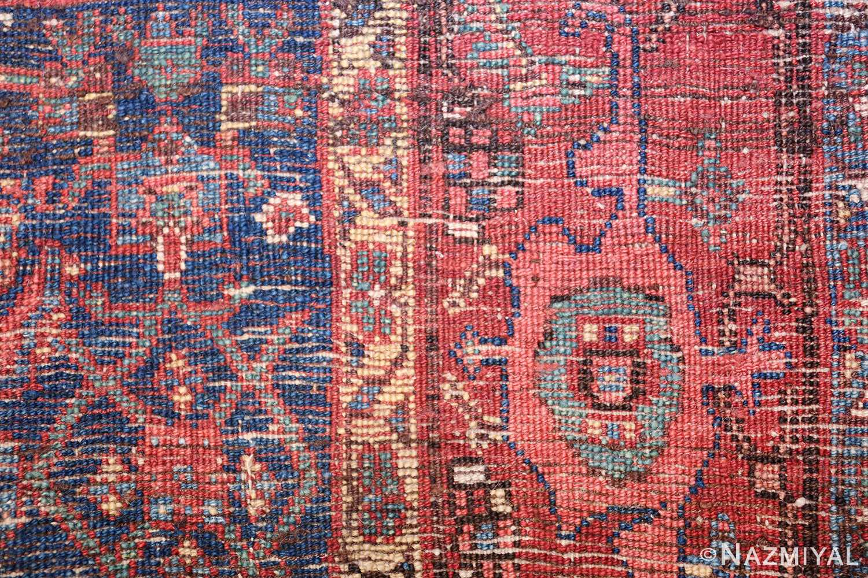 antique bidjar persian rug 41997 knots Nazmiyal