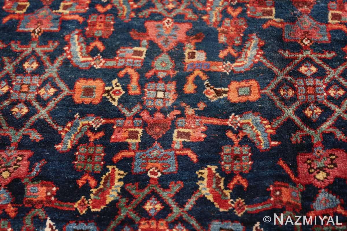 antique bidjar persian rug 41997 pattern Nazmiyal