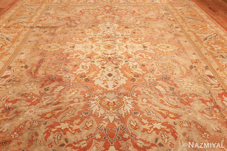 antique irish rug 40419 field Nazmiyal