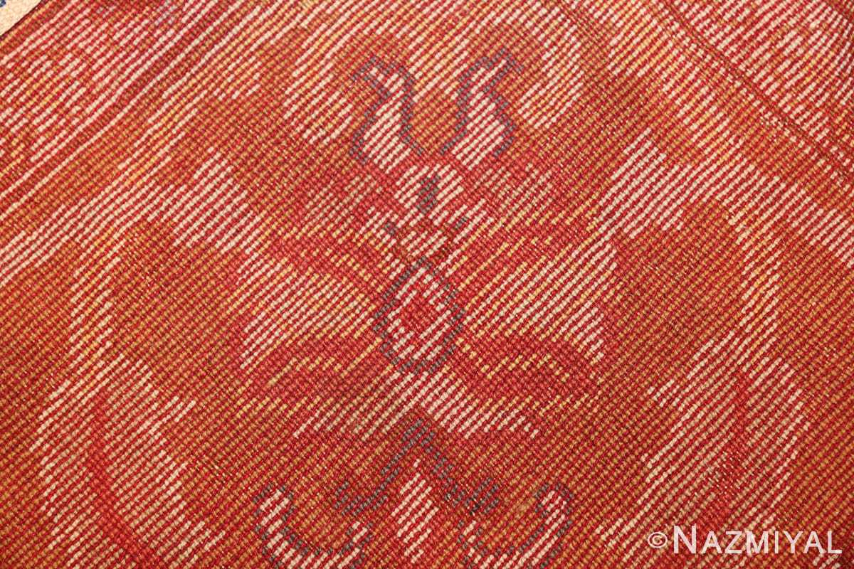 antique irish rug 40419 knots Nazmiyal