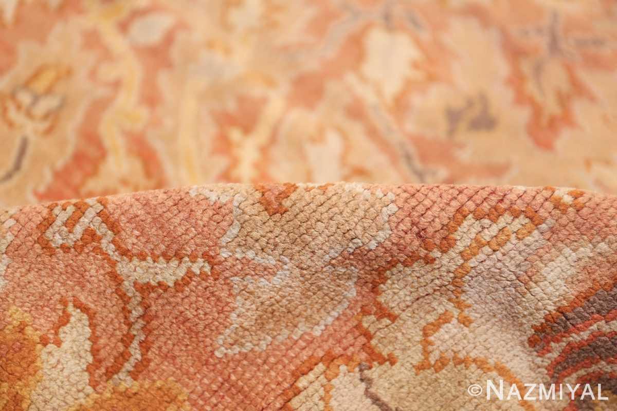 antique irish rug 40419 pile Nazmiyal