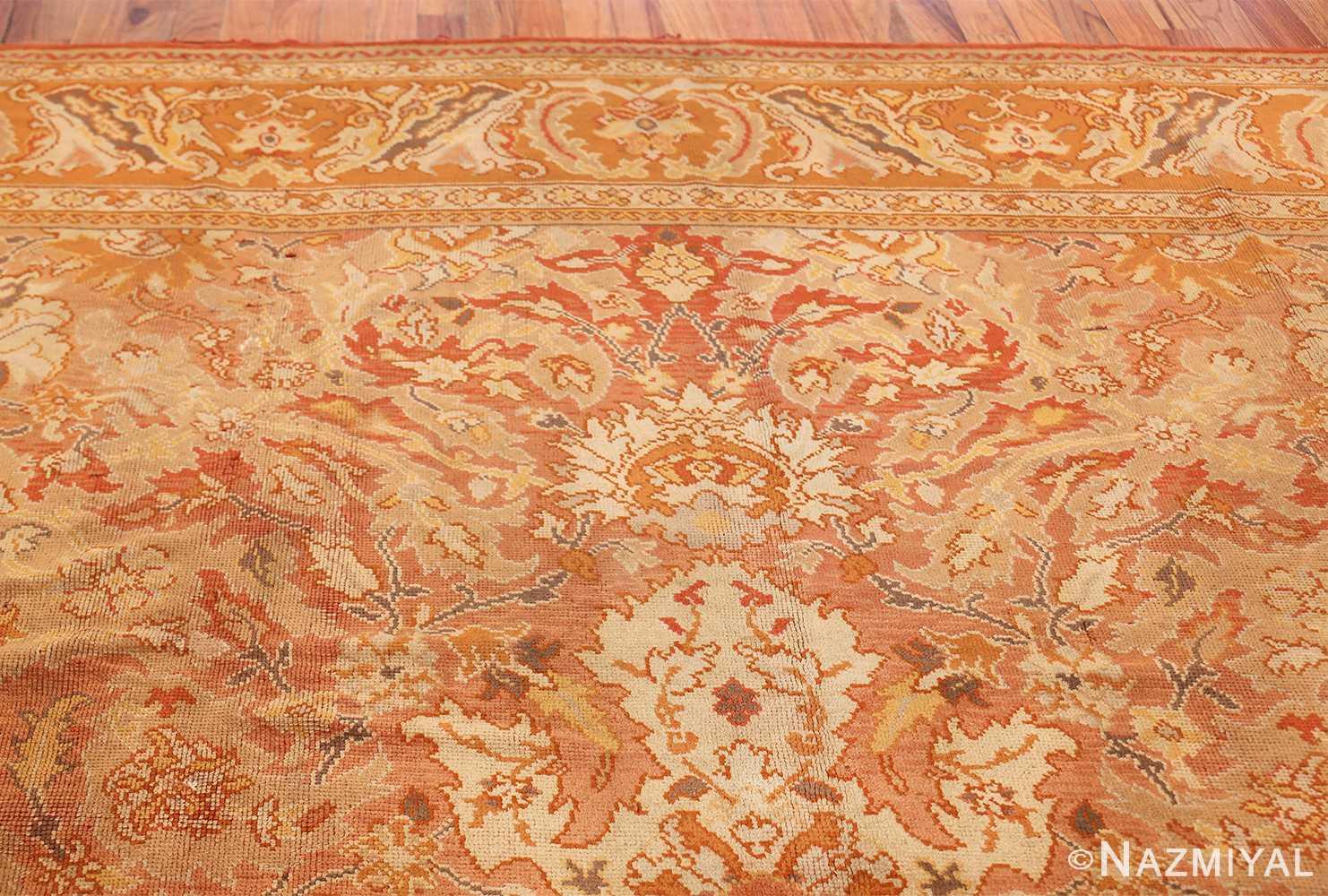antique irish rug 40419 top Nazmiyal