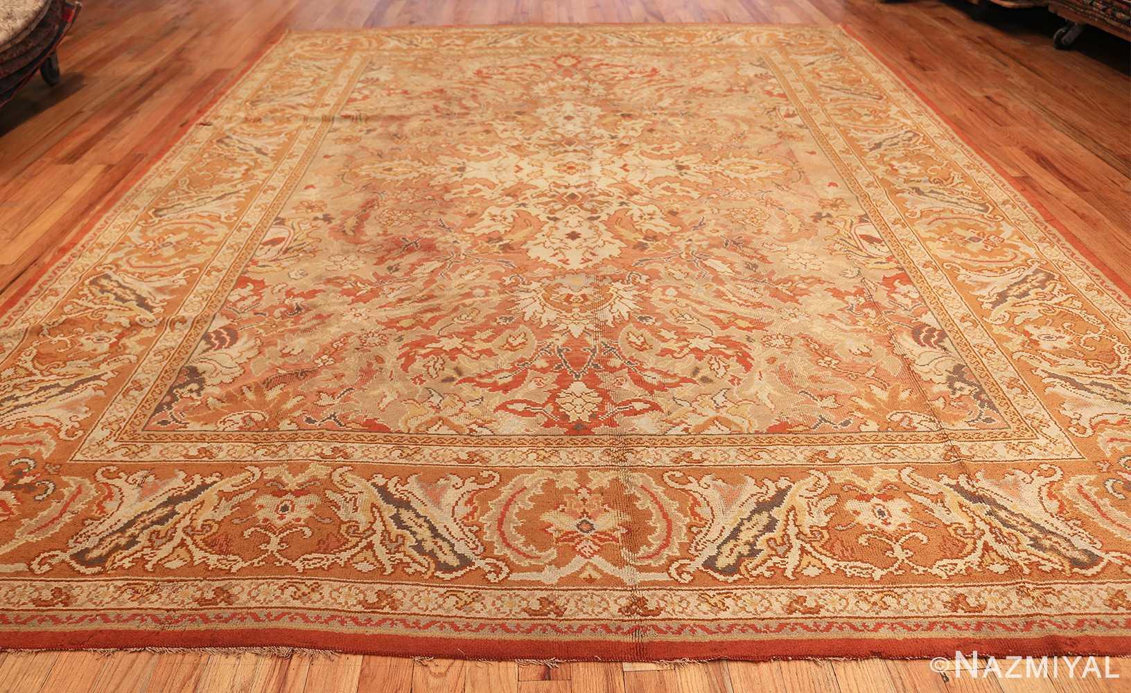 antique irish rug 40419 whole Nazmiyal