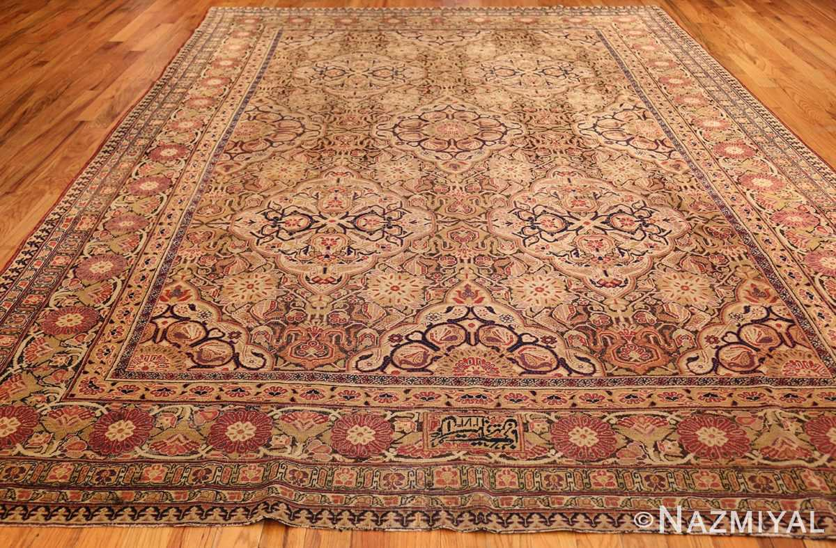 antique kerman persian rug 1195 whole Nazmiyal