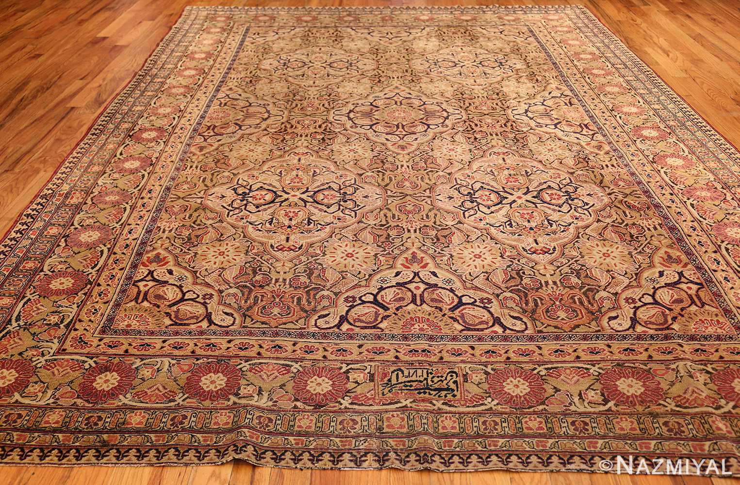 antique kerman persian rug 1195 whole Nazmiyal