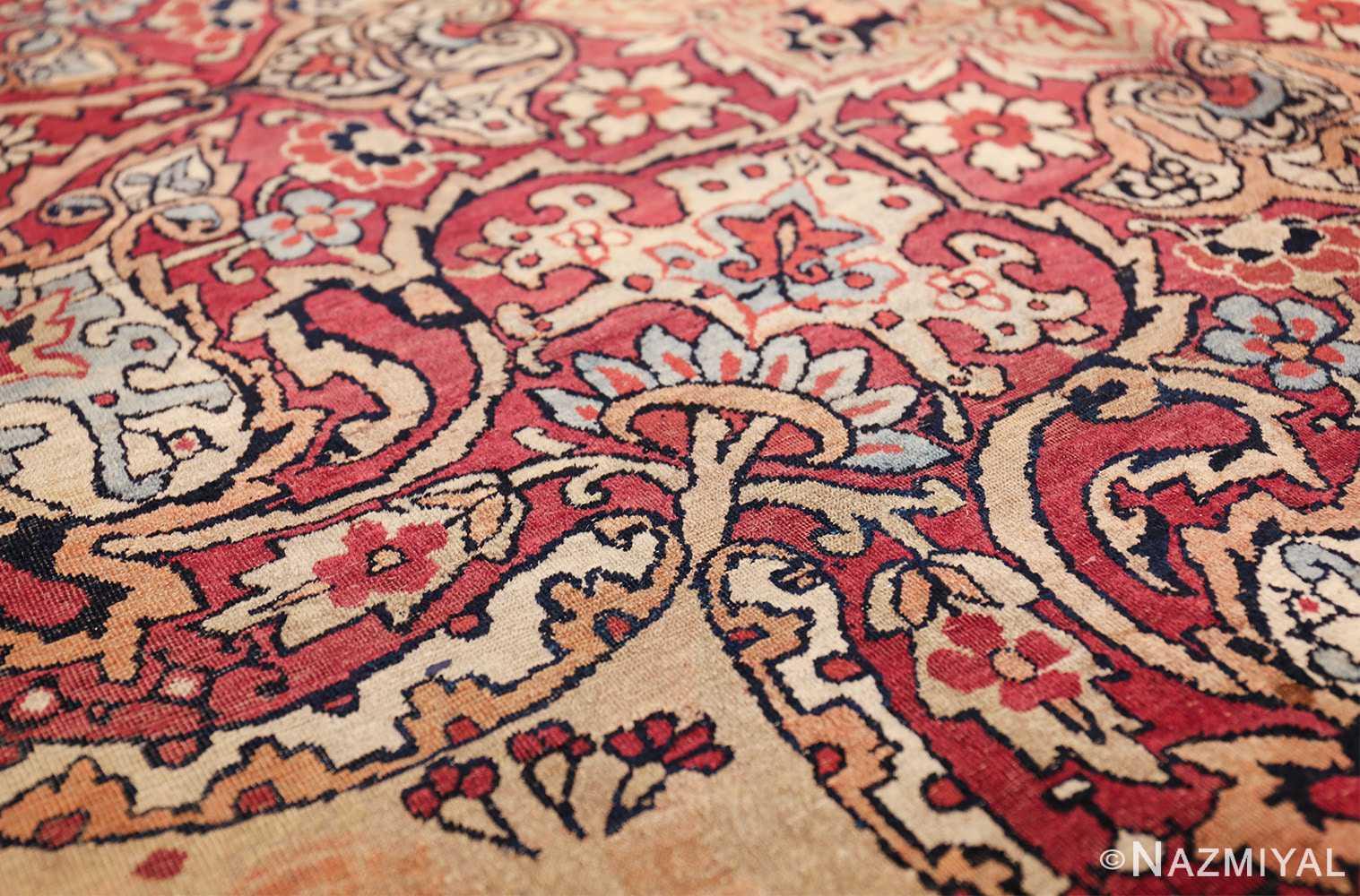antique kerman persian rug 40523 dome Nazmiyal