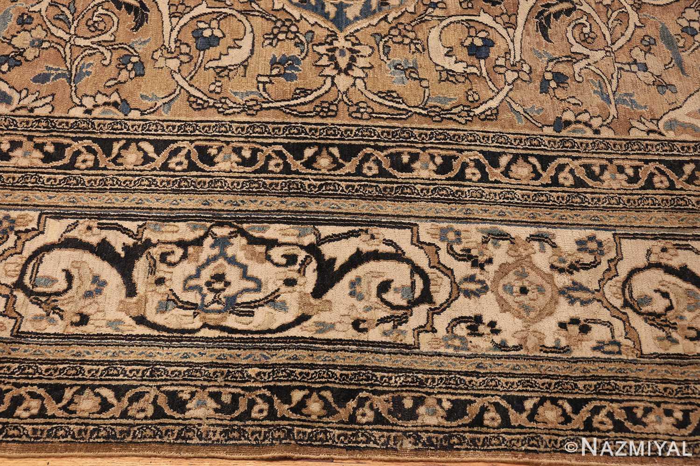 antique khorassan persian rug 41782 border Nazmiyal