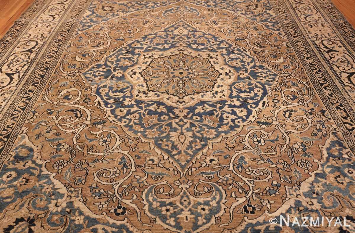 antique khorassan persian rug 41782 field Nazmiyal