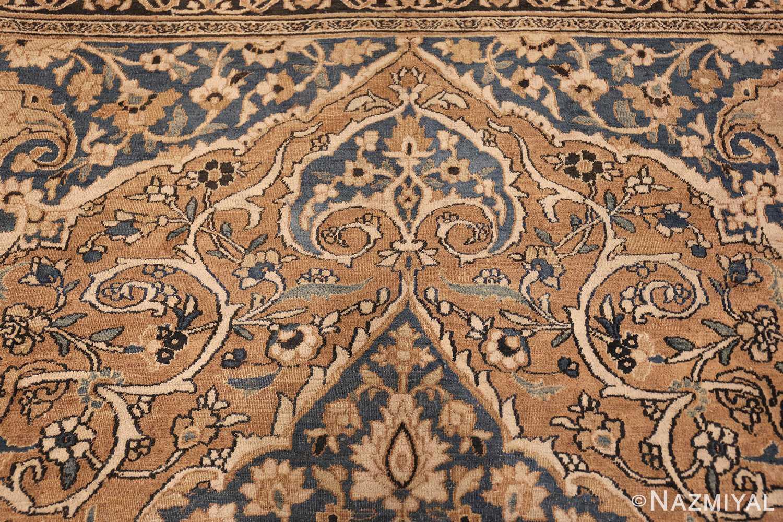 antique khorassan persian rug 41782 top Nazmiyal