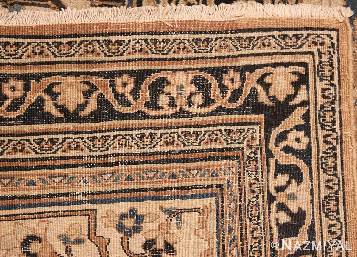 antique khorassan persian rug 41782 weave Nazmiyal