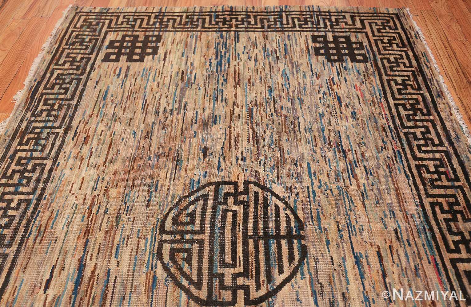 Antique Mongolian Rug 2865 Top Design Namziyal