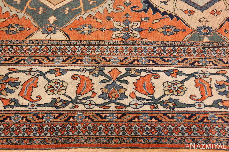 antique persian khorassan rug 2040 border Nazmiyal