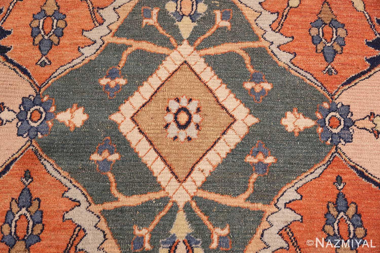 antique persian khorassan rug 2040 center Nazmiyal