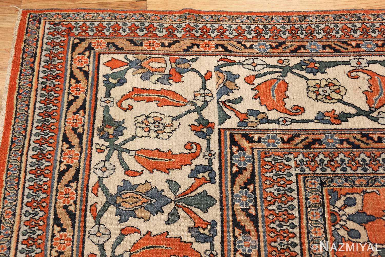 antique persian khorassan rug 2040 corner Nazmiyal