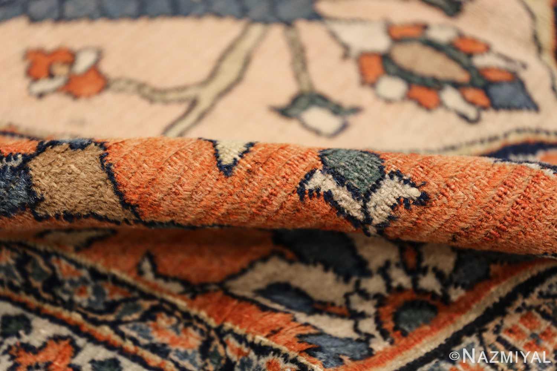 antique persian khorassan rug 2040 pile Nazmiyal