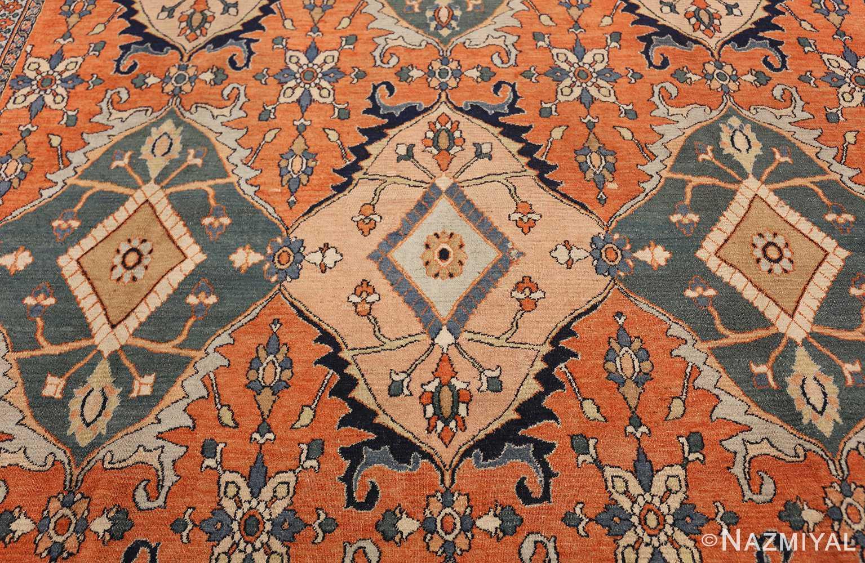 antique persian khorassan rug 2040 trio Nazmiyal