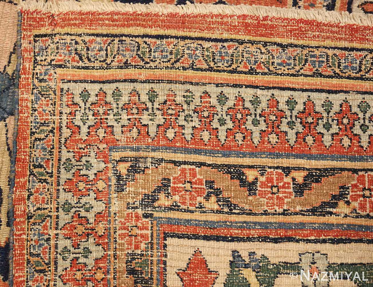 antique persian khorassan rug 2040 weave Nazmiyal