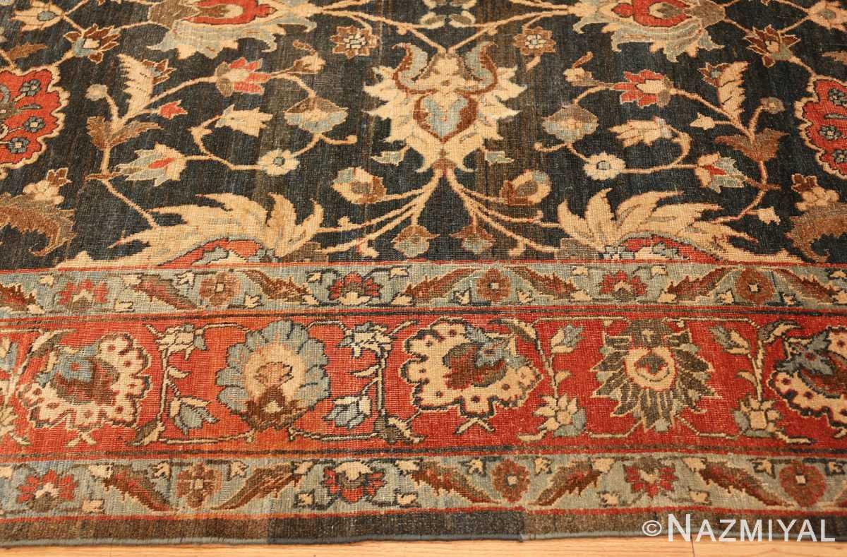 antique persian tabriz rug 41887 border Nazmiyal