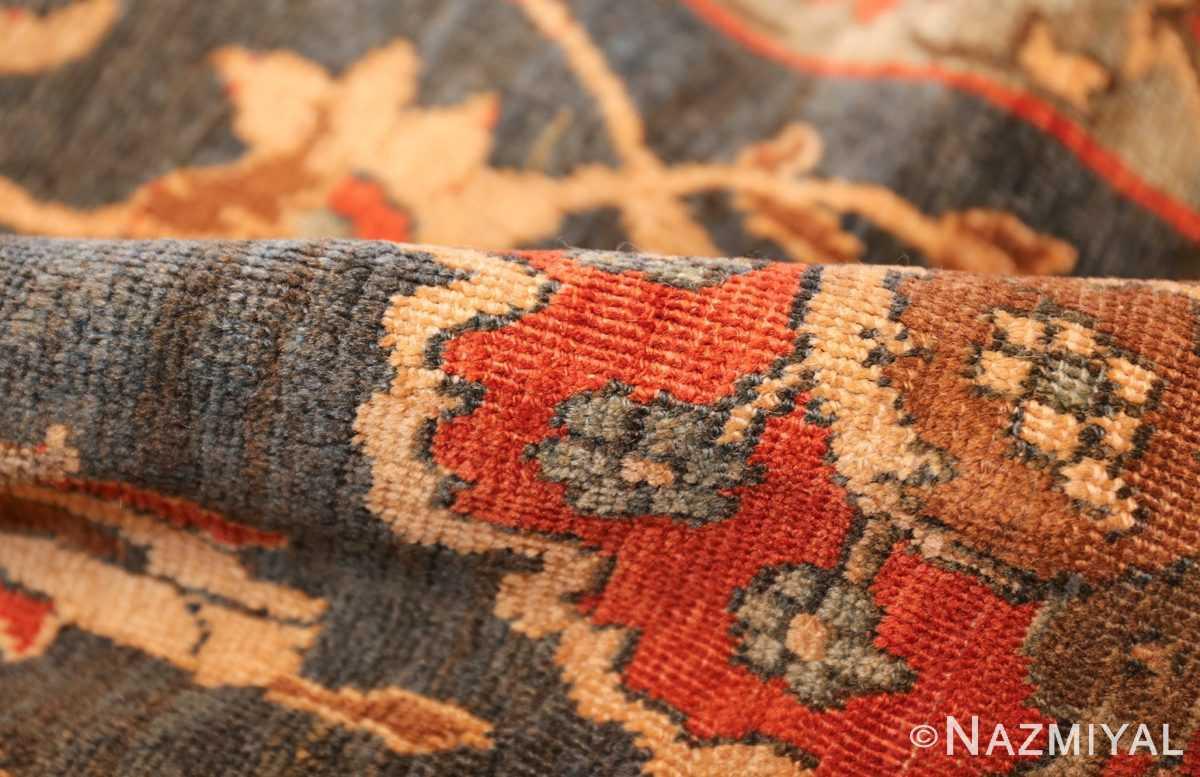antique persian tabriz rug 41887 pile Nazmiyal