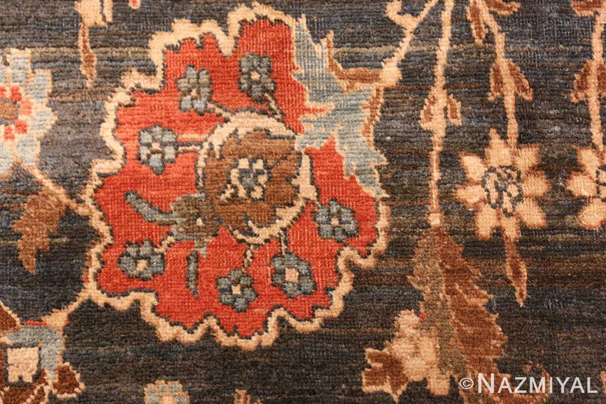 antique persian tabriz rug 41887 red Nazmiyal