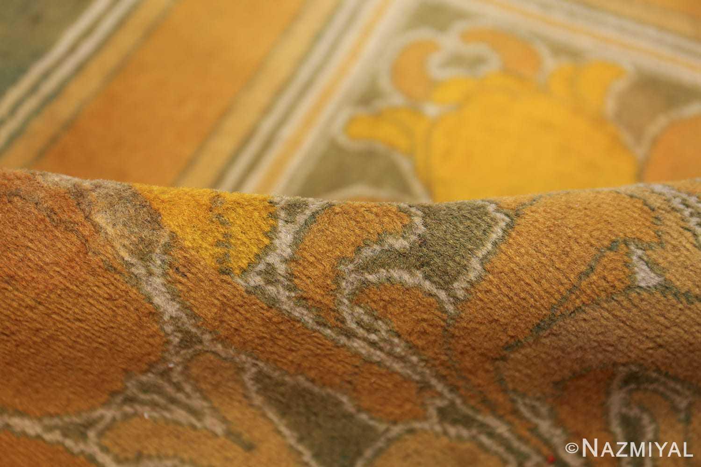 antique wilton english arts and crafts rug 2657 pile Nazmiyal