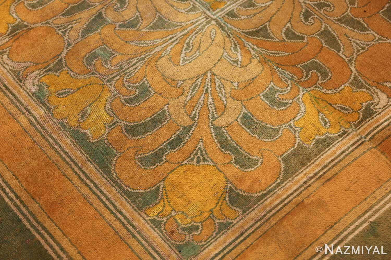 antique wilton english arts and crafts rug 2657 texture Nazmiyal