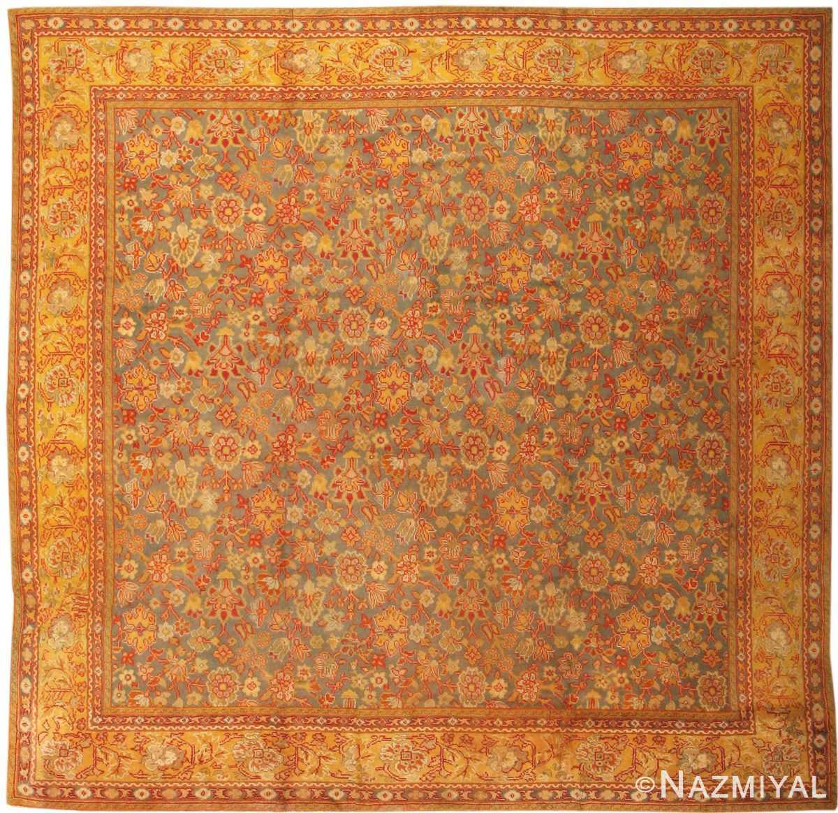 antique english axminster rug 2772 Nazmiyal