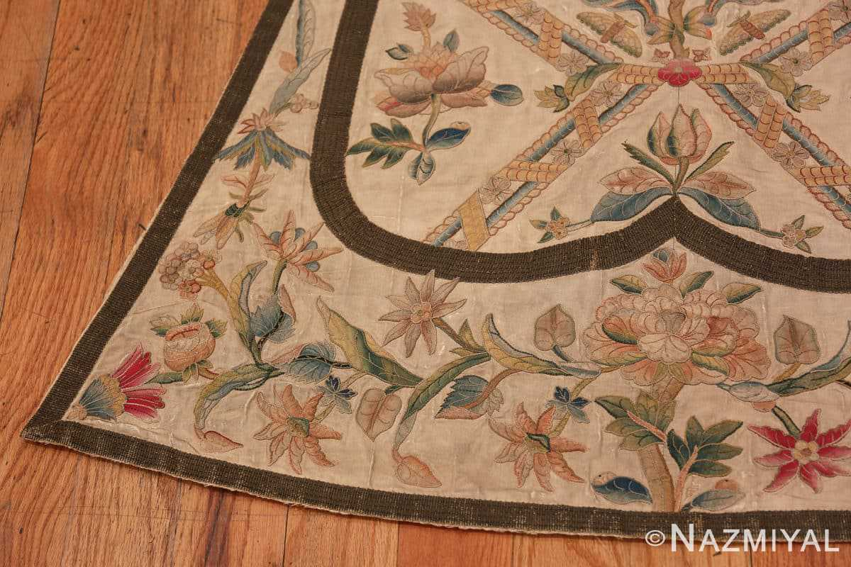 Corner Antique 18th century Dalmatic European textile 40450 by Nazmiyal