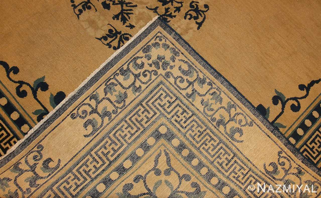 decorative antique chinese design rug 2139 weave Nazmiyal