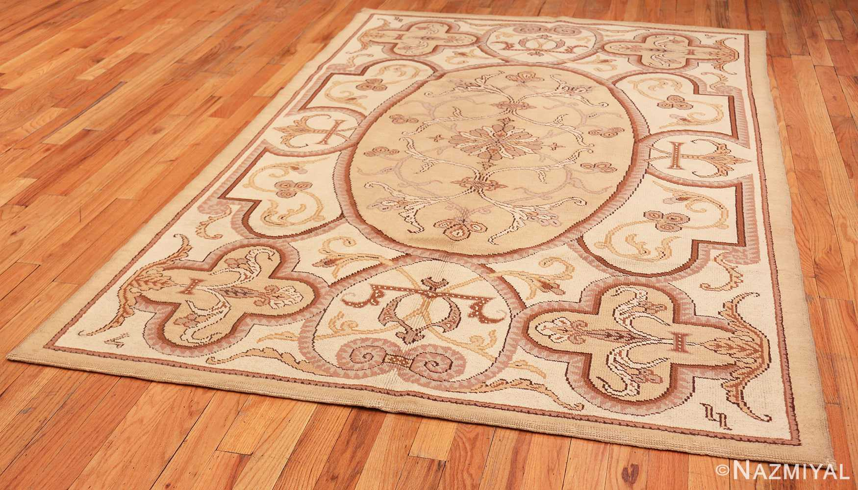 Art Deco Rug Art Deco Carpet Vintage Deco French Rug 1924