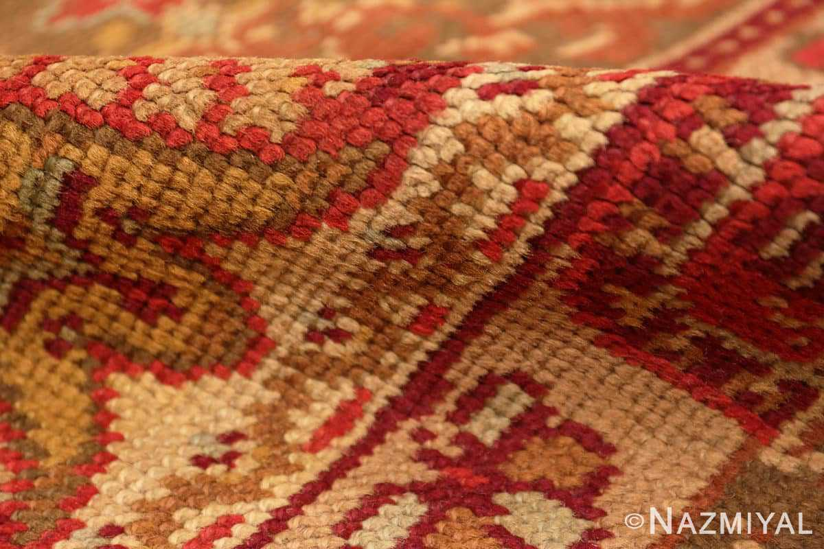 Pile Antique Irish rug 1285 by Nazmiyal